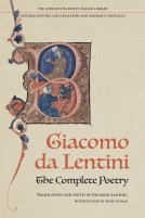 The Complete Poetry of Giacomo da Lentini